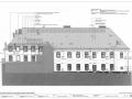 20. Építész terv nyugati homlokzat